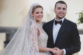 Descúbrelo todo sobre la boda de tres días de Elie Saab Jr