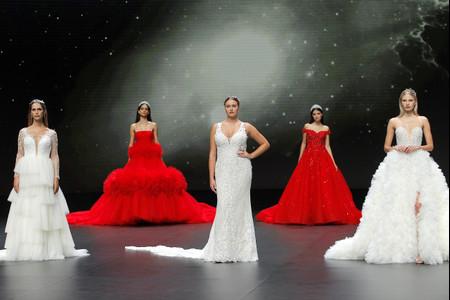 La nueva colección de vestidos de novia Demetrios para 2021