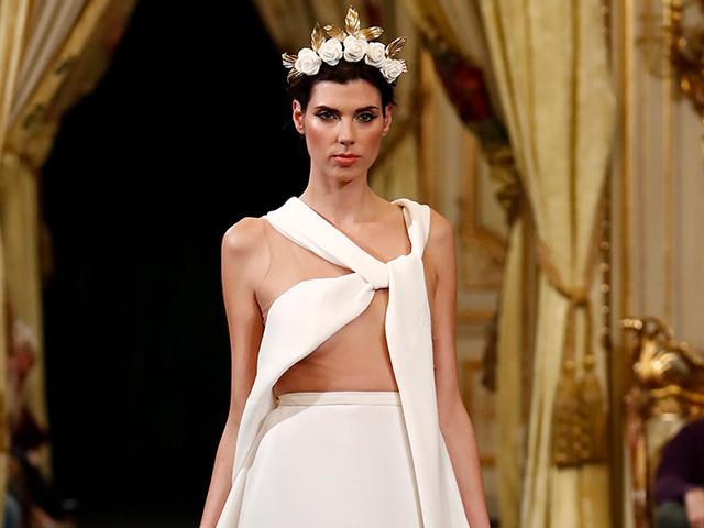 Vestidos de novia Eliz Smis 2020: glamur y sofisticación