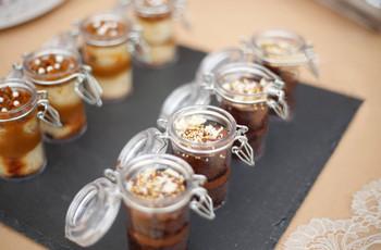 Mesa de dulces renovada. ¡No renunciéis a todo su sabor!