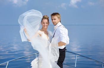 """Casarse en un crucero: otra forma de dar el """"sí, quiero"""""""