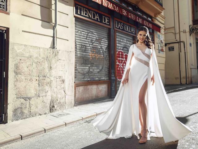 Vestidos de novia Innocentia 2020: ¡pura sensualidad!