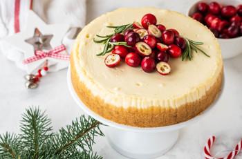 'Cheesecake', una deliciosa tentación el día B