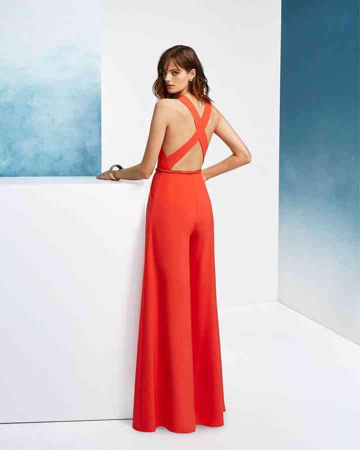 venta caliente más nuevo material seleccionado nuevo alto Monos de fiesta para bodas: 54 modelos espectaculares