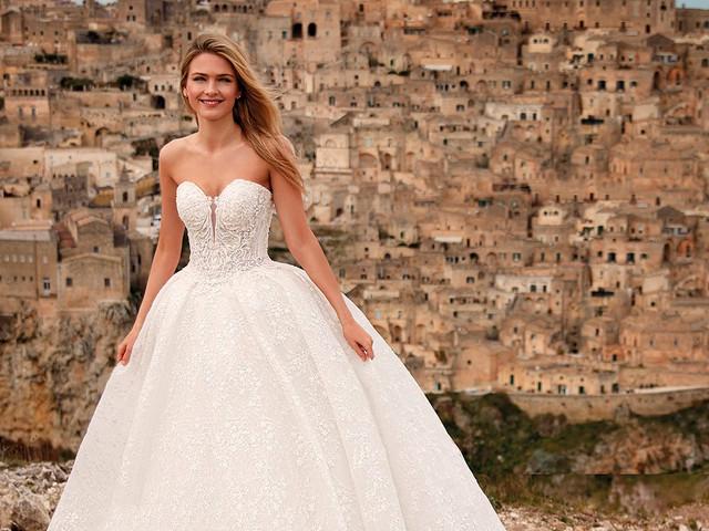 Vestidos de novia Romance 2021: simplemente... ¡maravillosos!