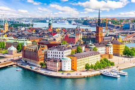 Una luna de miel mágica en Estocolmo