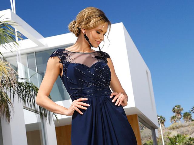 Vestidos de fiesta Linea Raffaelli 2020: ¡increíbles!