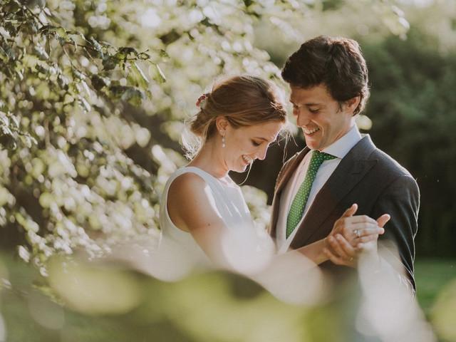 La boda por turnos de Mireia y Felipe en época de coronavirus