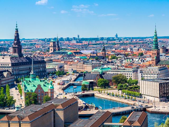 Luna de miel en Copenhague: ¡un destino 'with love'!