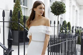 Adore by Justin Alexander 2021: vestidos de novia con encanto