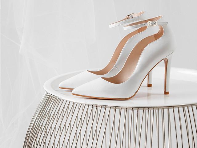 50 zapatos de novia increíbles para tu gran día