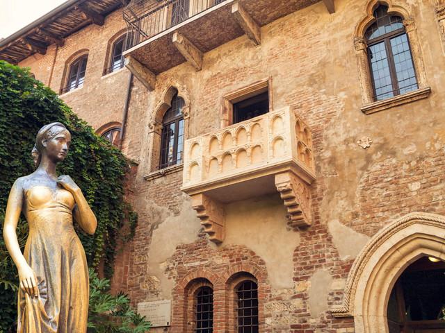 """""""Sí, quiero"""" en Verona, una romántica boda a lo Romeo y Julieta"""