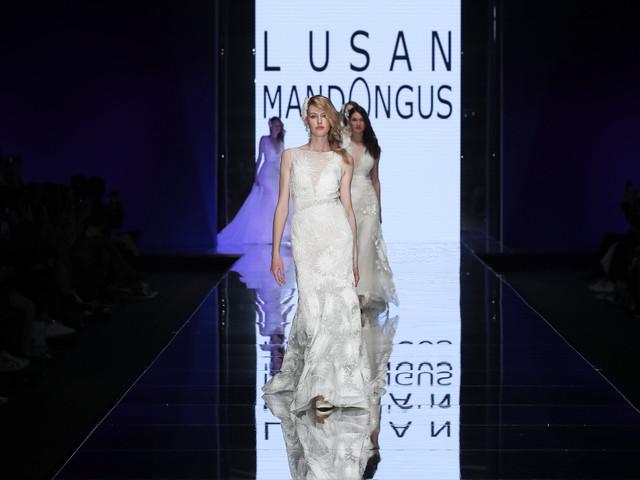 Vestidos de novia Lusan Mandongus 2020