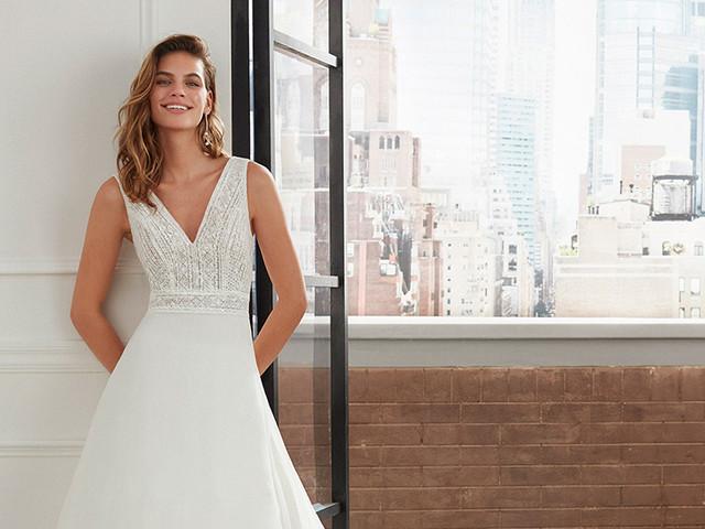 Vestidos de novia Luna Novias 2020: ¡déjate seducir!