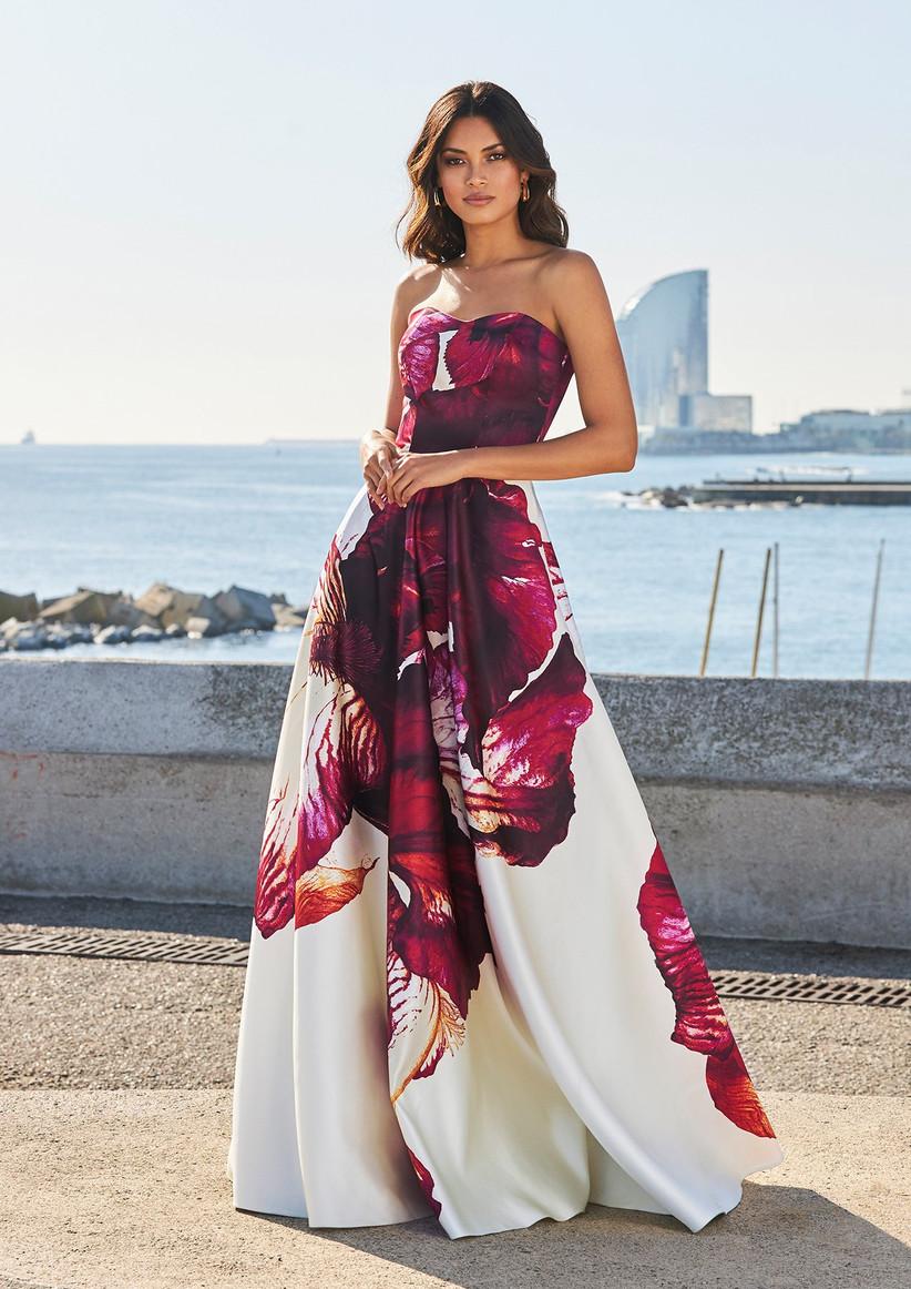 Moda 2019 vestidos de fiesta