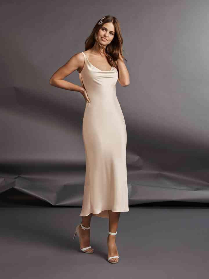 Vestidos De Novia Sencillos Los 91 Modelos Más Bonitos