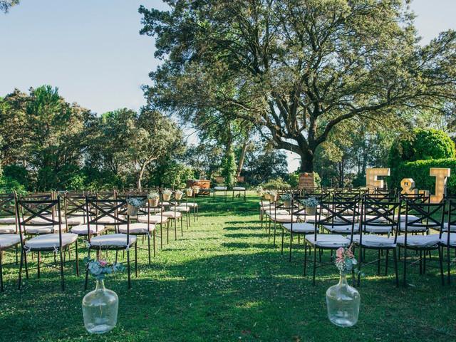 10 ideas de decoración para bodas. ¡No os las perdáis!