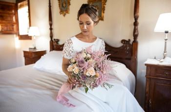¿Sabéis cuál es el origen del ramo de novia?