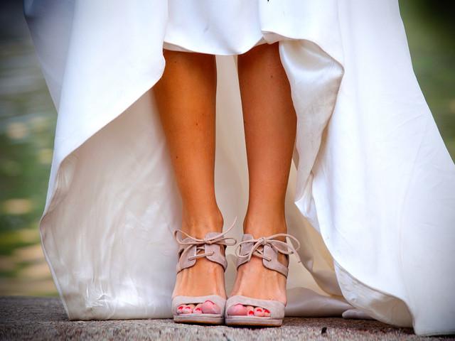 Los mejores trucos para lucir unas piernas perfectas el gran día