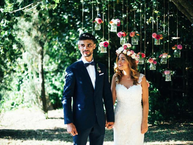 6 formas de sacar partido a los árboles el día de la boda