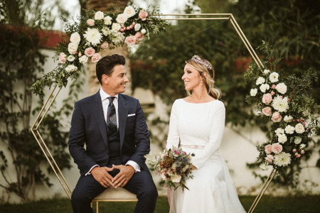 Llenad de flores vuestra boda de primavera. ¡Atención a estos 'tips' porque resultan imprescindibles!