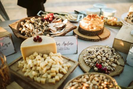 Menús de boda con claro sabor español