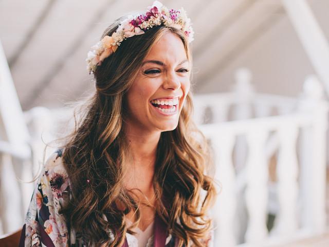 Los 10 mandamientos de la novia la mañana de la boda