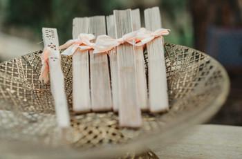 Detalles de boda para 2021. ¿Con cuál de ellos os quedáis?