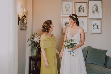 11 cariñosas maneras de incluir a vuestras madres el día de la boda