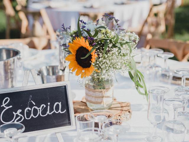 ¿Conocéis los variados usos de los tarros de cristal en las bodas? Seguro que más de uno... ¡os sorprende!
