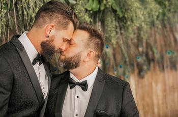 ¿Cómo encontrar proveedores de boda 'gay friendly'?