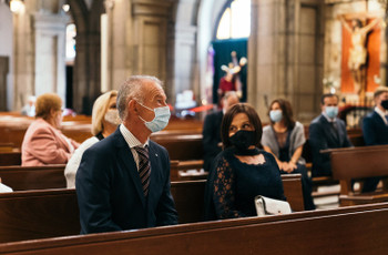 """Personas mayores: cómo protegerlas en las bodas de la """"nueva normalidad"""""""