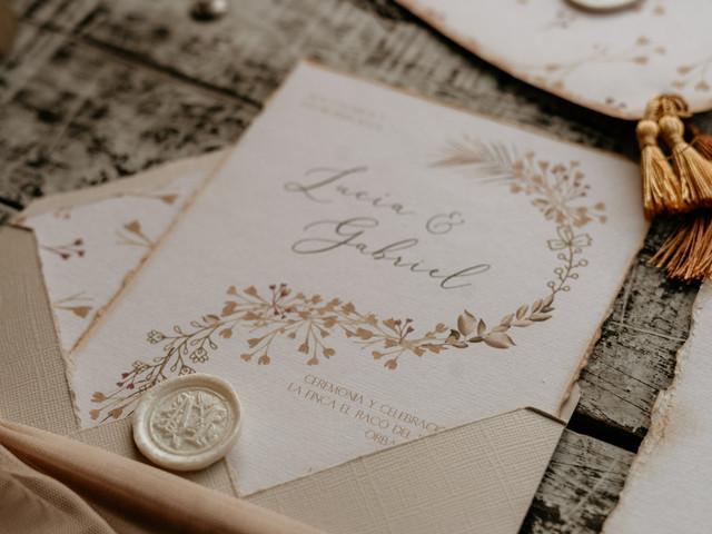 ¿Queréis saber cómo y dónde usar los sellos personalizados de boda? ¡Apostad por un gran día muy vuestro!