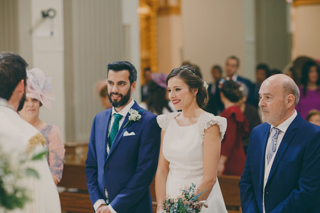 Textos bíblicos de amor para una ceremonia religiosa