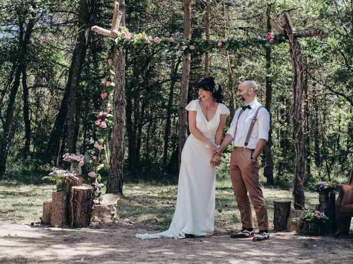30 ideas de decoración para bodas al aire libre
