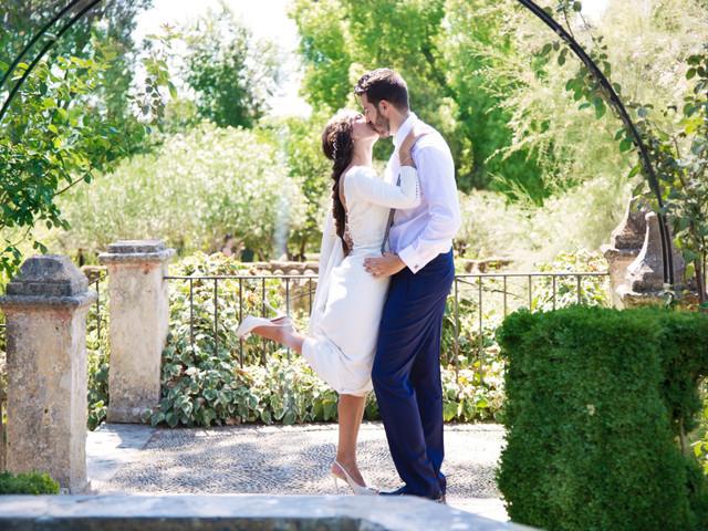 8 tips para que los zapatos de novia no te hagan daño