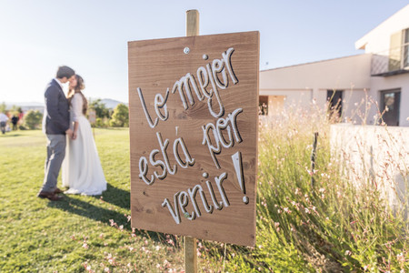 5 ideas 'cool' para evitar aglomeraciones el día de la boda