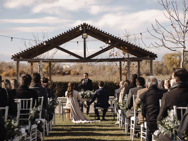 12  textos románticos (y originales) para leer en vuestra boda