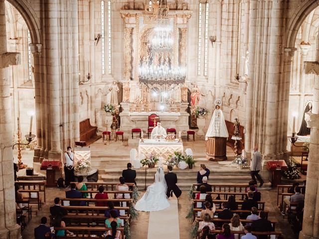 Textos para la segunda lectura de una ceremonia religiosa católica