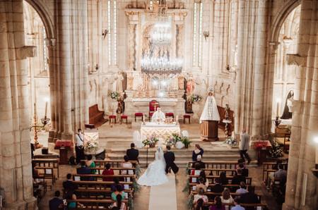 Textos para la segunda lectura de una ceremonia religiosa