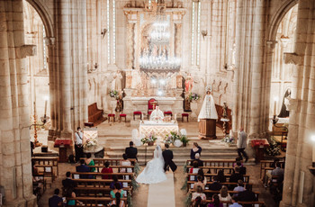 Textos para una ceremonia religiosa católica: ideas para la segunda lectura