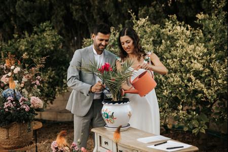 Ceremonia de la plantación: ¡descubridlo todo sobre este ritual para bodas simbólicas!
