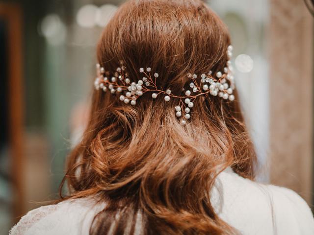 Las 8 cosas que debes saber para acertar con tu peinado de novia