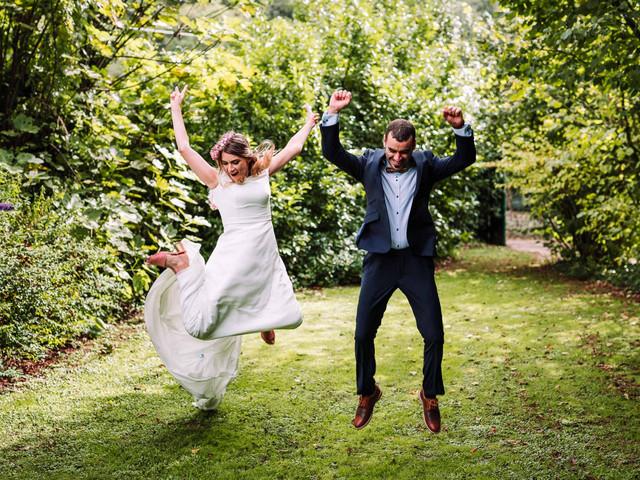75 fotos originales de boda: ¡no os las perdáis!