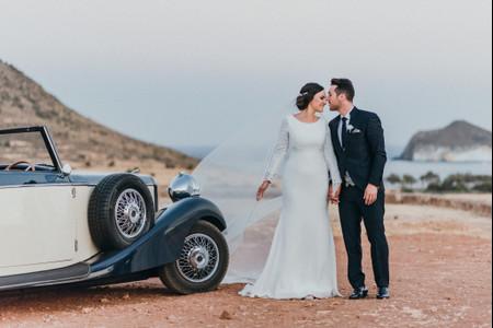 18 coches clásicos para la boda: ¡encontrad el vuestro!
