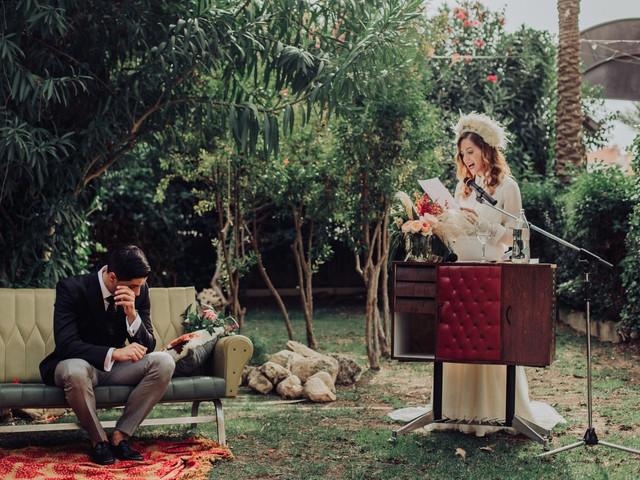 Las mejores ideas para escribir vuestros votos matrimoniales
