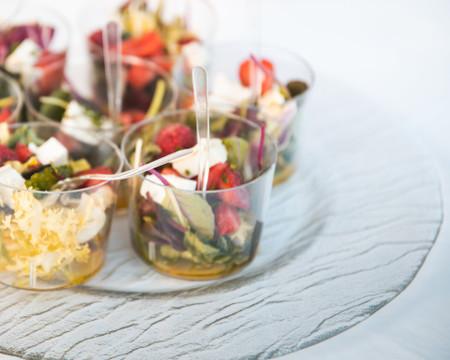 Aperitivos veganos: irresistibles tentaciones para el día de la boda