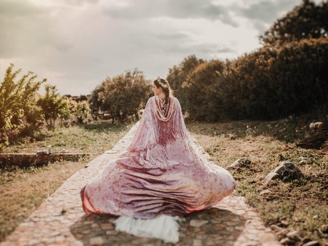 Complementos de novia para bodas de otoño: 10 propuestas únicas