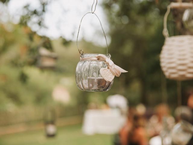 10 ideas para decorar la boda con cristal