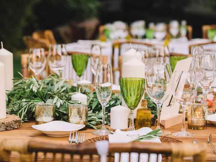 10 Ideas Originales Para Decorar Las Mesas Del Banquete